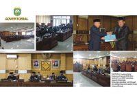 LKPJ Melenggang, DPRD OKU Sampaikan Catatan Kinerja Pemerintah Kabupaten