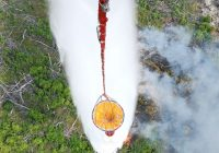 Padamkan 5,4 Hektare Lahan yang Terbakar, 75 Personel Dikerahkan