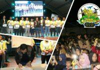 Masyarakat Antusias Saksikan Launching Road to Ayo Ngelong ke Lubuklinggau 22.2.22