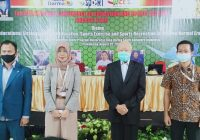 Ratusan Masyarakat Olahraga Internasional Ikuti Konferensi Virtual di Universitas Bina Darma Palembang
