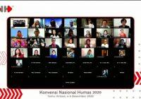 Dari Pesan Kunci hingga Kecerdasan Buatan, Enam Webinar pada KNH20