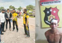 Tim Komodo Bekuk Perampok di Pemulutan