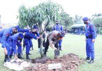 Jenderal Eko Indra Ajak Gemar Menanam Pohon