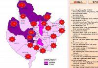 Palembang Kembali Zona Merah, Evaluasi Kondisi dan Lakukan PPKM