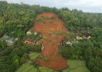 Longsor di Nganjuk, Puluhan Warga Hilang