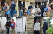 Pimpin Garnita Malahayati Sumsel, Sunda Ariana Peduli Masyarakat yang Membutuhkan