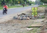 Diduga Abaikan Perpres, Proyek Drainase Disoal
