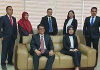 Kenalkan Lima Wakil Rektor, Restrukturisasi Lebih Baik