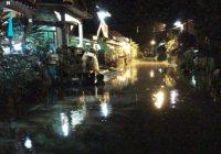 Anak Sungai Meluap, 160 Rumah di OKU Kebanjiran