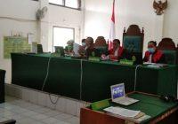 Transaksi Sabu di Kampung Baru, Dipenjara 9 Tahun