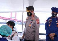Target Vaksinasi 200 ABK di Sungai Musi