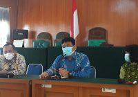 "Minim Jumlah Hakim, Turunkan Lima ""Yang Mulia"" saat Sidang Rasuah Masjid Sriwijaya 27 Juli 2021"