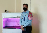 Tidak Lagi Hadirkan Pihak Luar Lapas selama Pandemi Covid-19