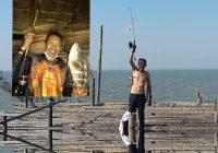 "Wartawan ""Raja Mancing"", Seperempat Abad Melikas Ikan"