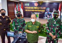 TMMD Terbesar Tuntas di Tengah Pandemi