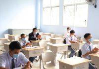 Siswa Harus Jadi Pahlawan di Sekolah, Tekan Kasus Covid-19