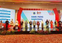 PWI Gelar Anugerah Kebudayaan saat HPN 2022 di Kendari