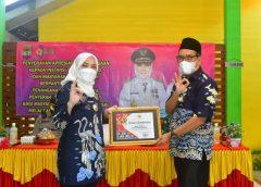 Aktif Penanganan Covid-19, Diganjar Penghargaan