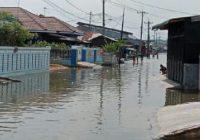 Banjir Rendam 15 Ribu Rumah Warga Medan