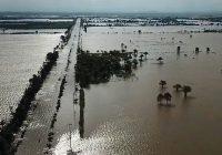 Banjir Rusak Satu Jembatan di Penajam Paser Utara