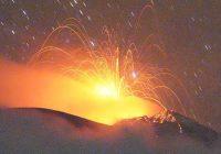 Gunung Ile Lewotolok Meletus 26 Kali Sehari