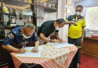 Dukung Total JKW-PWI, Ingatkan Tim Jaga Kebugaran Tubuh