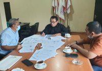 Kunjungi Dua Petani Sawit, Diduga Dikriminalisasi Mafia Tanah