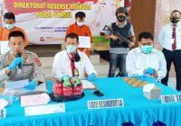 Sabu 3 Kg Dikirim Rian dari Padang, Diduga Jaringan Lintas Provinsi