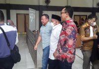 Catatan Aliran Dana Ditemukan di Rumah Salah Satu Terdakwa Rasuah Masjid Sriwijaya