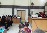 Saksi Kontraktor Sebut Proyek Masjid Sriwijaya Mangkrak karena Belum Ada Pembayaran