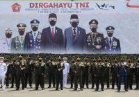 Penjagaan di Semua Lini, Landainya Penyebaran Covid-19 Tak Lepas dari Peran TNI
